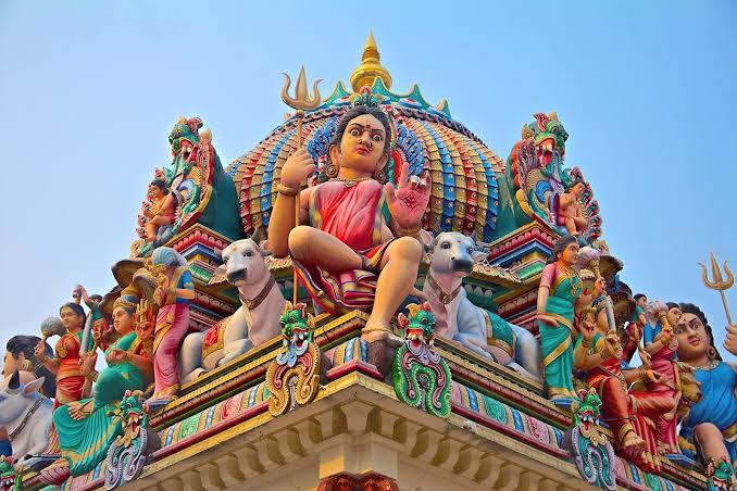 """ผลการค้นหารูปภาพสำหรับ Sri Mariamman Temple"""""""