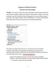day care wk 4 ms project solution pdf