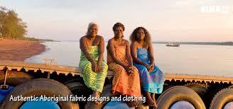 australian aboriginal clothing wear