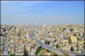 First Impressions of Amman