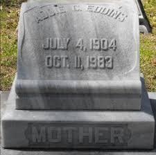 Addie Campbell Eddins (1904-1983) - Find A Grave Memorial