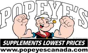popeyes supplements canada logo logos