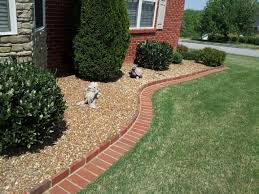 smart tips on how to make brick edging