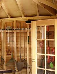 plesk storage shed interior design