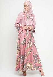 Yg paling utama yakni pilihlah gamis yg tepat dgn bentuk. Gaya Terbaru 16 Model Baju Batik Rompi Panjang Terbaru