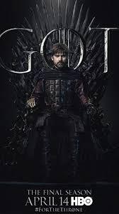 game of thrones season 8 poster hd
