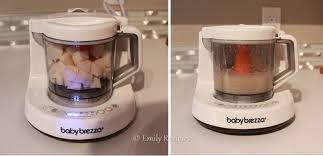 one step baby food maker