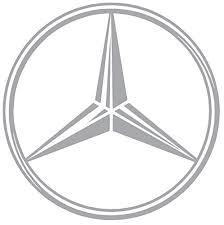 Mercedes Benz Vinyl Sticker Decal For Ca Buy Online In Antigua And Barbuda At Desertcart