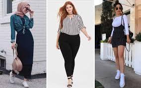 Ingin tampil beda dengan model rambut pendek? Inspirasi Fashion Untuk Kamu Yang Bertubuh Pendek Blog Unik