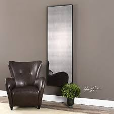 antiqued mirror wall mirror modern thin