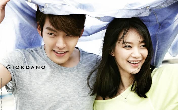 """Image result for kim woo bin shin min ah"""""""
