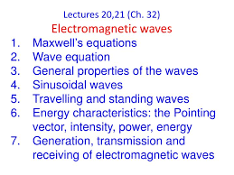 electromagnetic waves powerpoint