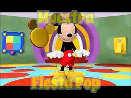 Invitaciones Virtuales Personalizadas Animadas Mickey Mouse