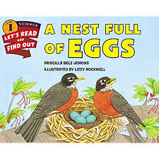 A Nest Full of Eggs (Let's-Read-and-Find-Out Science 1): Jenkins, Priscilla  Belz, Rockwell, Lizzy: 0201562381938: Amazon.com: Books