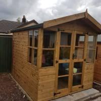 st asaph sheds garden buildings