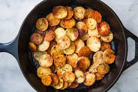 Image result for Fried potatoes
