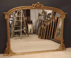 antiques atlas english overmantle mirror