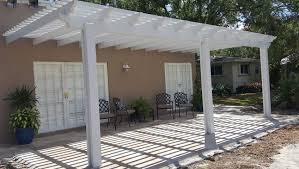 alumawood patio pergola