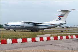 Verona : anche oggi Il76TD Russian Air Force – Italiavola