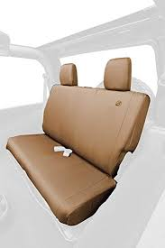 bestop 2928204 bestop rear seat covers