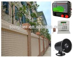 Perimeter Security Home Protection Electric Fence Energizer View Electric Fence Energizer Tongher Electric Fence Product Details From Shenzhen Tongher Technology Co Ltd On Alibaba Com