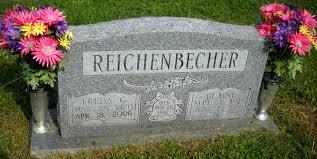 Freda Grace Bowser Reichenbecher (1920-2006) - Find A Grave Memorial