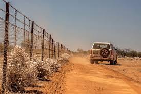 Spotlight Rabbit Proof Fence Www Caravancampingsales Com Au