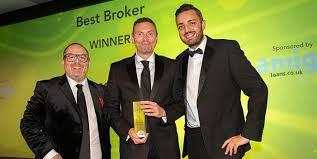 evolution funding named best broker at