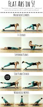 21 beginner ab workouts that you can do