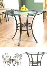 furniture outdoor glass table top