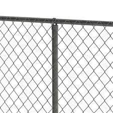 1 7 8 Galvanized Chain Link Fence Loop Cap At Menards