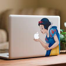 Disney Snow White Macbook Decal Sticker From Decalgirl Macbook Decal Stickers Macbook Air Stickers Macbook Decal