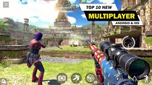 multiplayer games for android ios