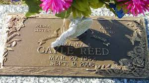 REED, GAYLE - Baxter County, Arkansas   GAYLE REED - Arkansas Gravestone  Photos