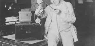Cat Videos From The Dog House: How Thomas Edison Helped Invent The Motion  Picture Industry | GE News