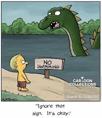 Loch Ness Monster Cartoons And Comics Funny Pictures From Cartoon Collections