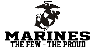 Marine Decal Us Marine Decal The Few The Proud Military Decal Rtic Cup Decal Yeti Decal Window Decal Rtic Cup Decal Cup Decal The Few The Proud