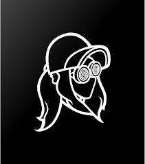 Rezz Edm Dj Vinyl Decal Car Window Laptop Sticker Dj Art Edm Dj Dj Vinyl