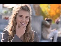 Interview Sophie Nélisse – ET AU PIRE ON SE MARIERA at Zurich Film Festival  - YouTube