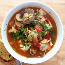 CIOPPINO - Cooking Is Like Love