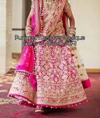 bridal lehenga collection boutique