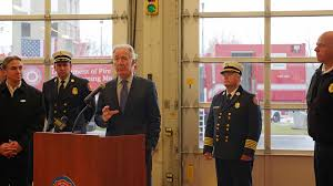 Mayor Sarno, Chief Duane Nichols, Cong.... - Massachusetts Department of  Fire Services | Facebook
