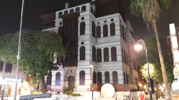"""نتيجة بحث الصور عن متحف بيت نصيف بجدة"""""""