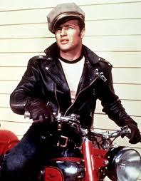 can an older man wear a moto jacket