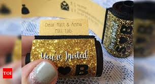 10 most exciting wedding invites that