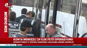 Son dakika! 24 ilde FETÖ operasyonu: 37 gözaltı