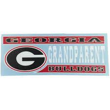 Georgia Bulldogs 6 Uga Grandparent Decal Universities Forever