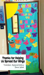 teacher door decorations