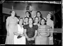 Susie McNeal, Ada Brown, Florence Lewis, Agatha Sims, Winifred ...