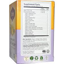 yogi tea organic teas blend get